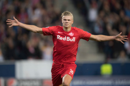 Man United manager Ole Gunnar Solskjaer confirms interest in transfer target Erling Haaland