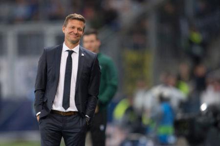 Jesse Marsch führte RB Salzburg gegen den KRC Genk (6:2) zum historischen ersten Sieg in einer Champions-League-Gruppenphase.