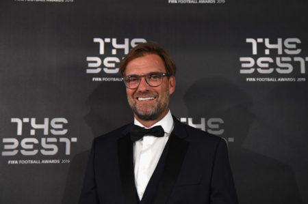 Jürgen Klopp ist FIFA Welttrainer des Jahres 2019.