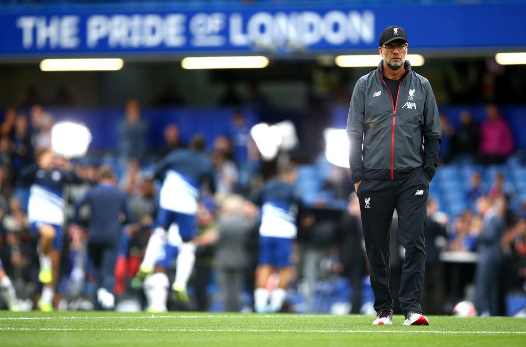 6 Spiele, 6 Siege: Jürgen Klopp und der FC Liverpool behielten 2019 auch beim FC Chelsea (2:1) die Oberhand.
