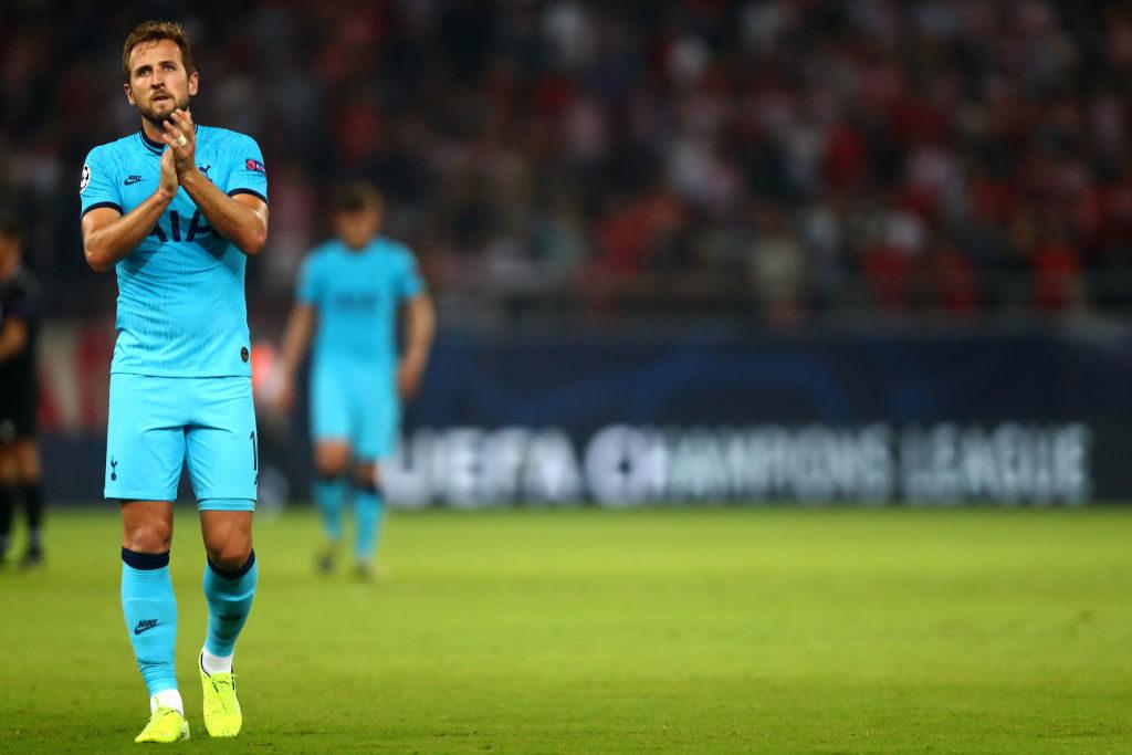 Harry Kane und Tottenham Hotspur verspielten zum Champions-League-Start bei Olympiakos Piräus in Griechenland eine 2:0-Führung - 2:2 am Ende!