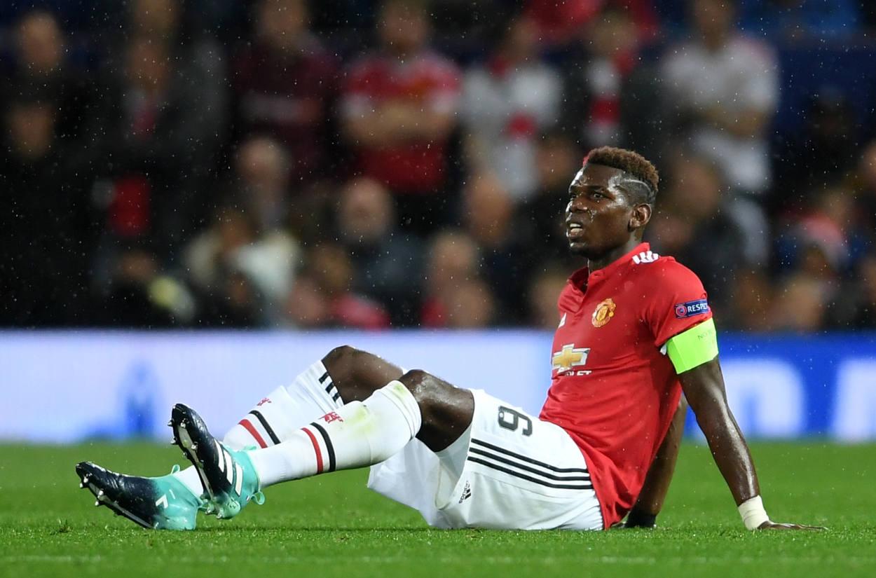 Manchester United Facing Huge Injury Crisis Ahead Of Arsenal Clash