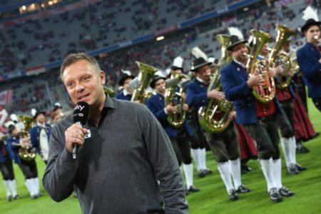 Wies'n Zeit ist Paderborn-Zeit: SCP-Coach Andre Breitenreiter vor dem Spitzenspiel beim FC Bayern München am 23. September 2014. Foto: Imago Sportfoto.