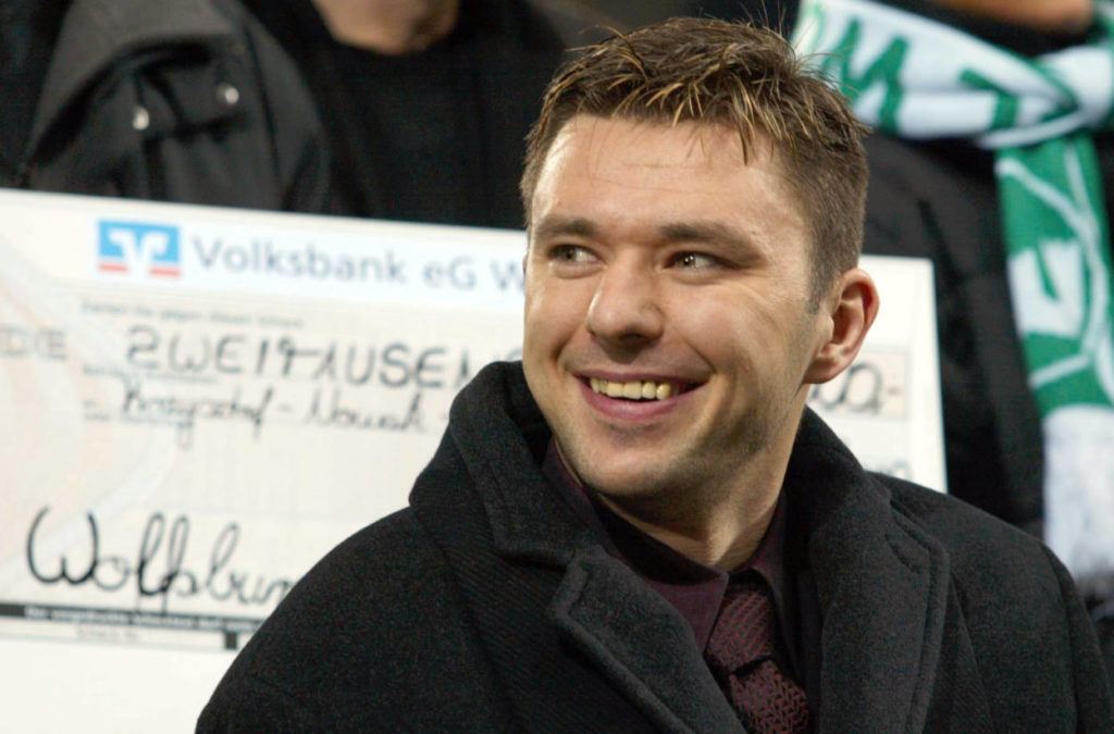 ALS zerstörte das Leben von Pjotr Nowak.