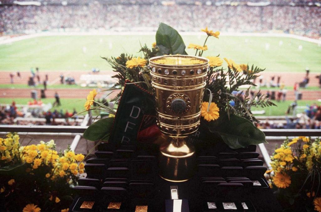 Das erste große Finale ging 1995 gegen Bor. M'gladbach verloren.