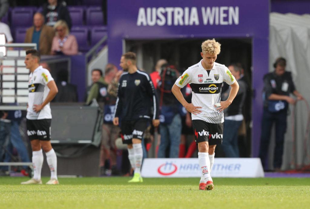 Der SCR Altach, neuer Klub von Sidney Sam, steckt in Österreich mitten im Abstiegskampf..