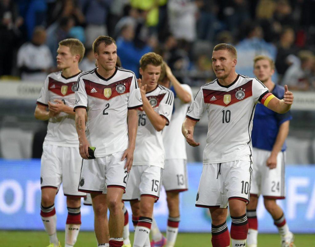 Deutschland Spieler