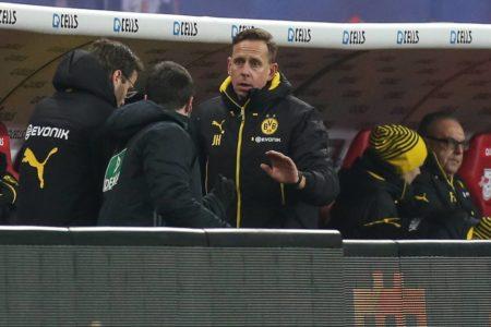 Jörg Heinrich arbeitete auch als Co-Trainer für Borussia Dortmund.