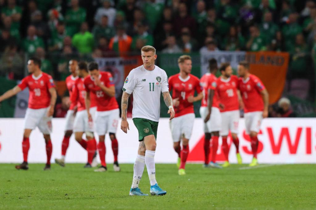 Auf die Teilnahme Irlands bei der EURO 2020 darf im Zweifelsfall verzichtet werden.