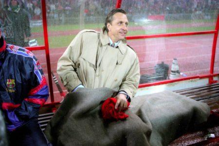 Für Johan Cruyff (1947 - 2016) war es in München selten gemütlich...