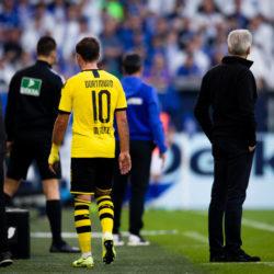 Mehr muss man über Mario Götze und Lucien Favre bei Borussia Dortmund nicht wissen...