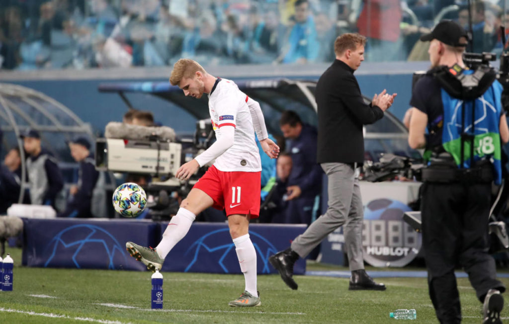 Timo Werner RB Leipzig