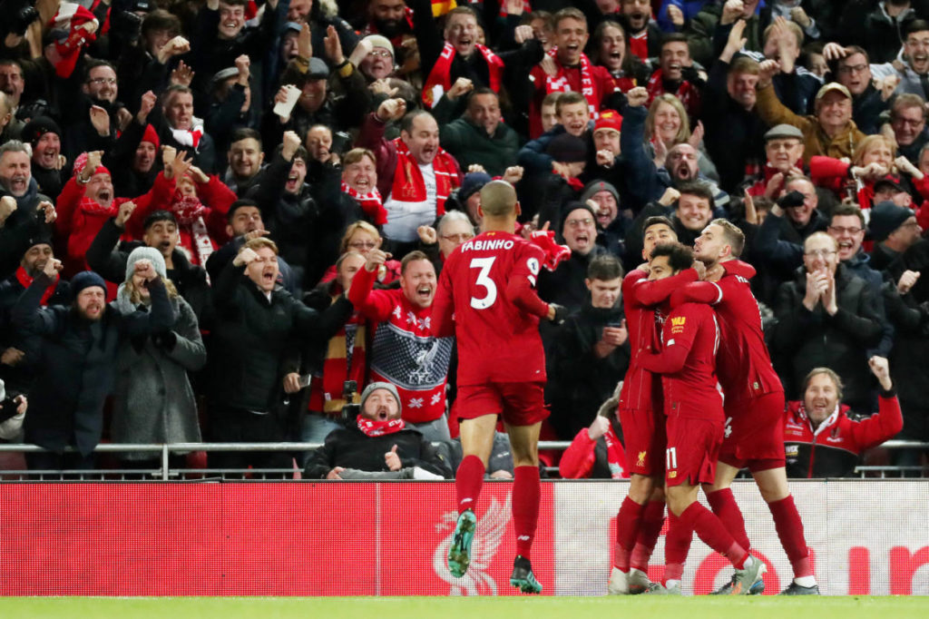 Liverpool Manchester City