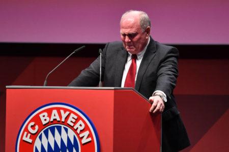 FC Bayern Hoeneß Abschied