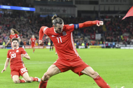 Gareth Bale EM-Qualifikation