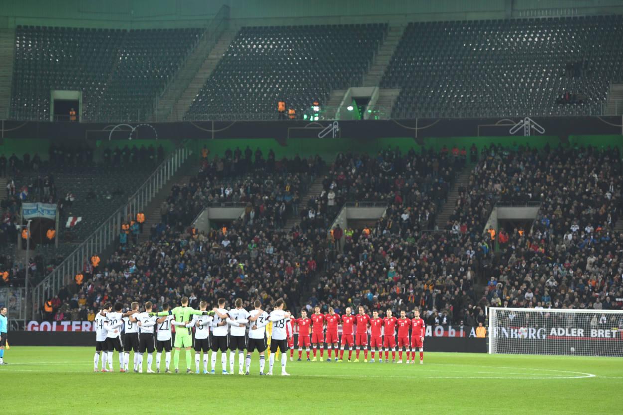 DFB: Liebes-Entzug für ,,Die Mannschaft - Ligalive