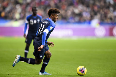 Kingsley Coman Transfers