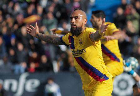 Leganes FC Barcelona