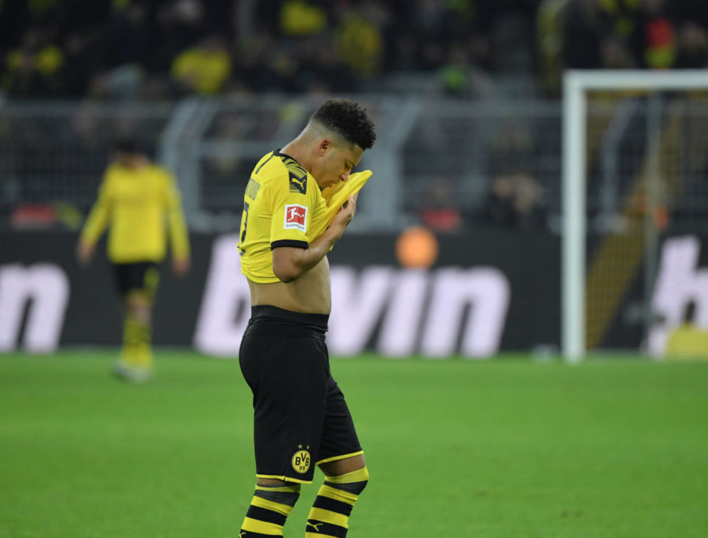 Jadon Sancho BVB Transfer