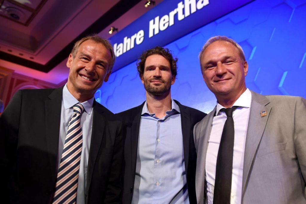 Klinsmann Arne Friedrich Hertha BSC
