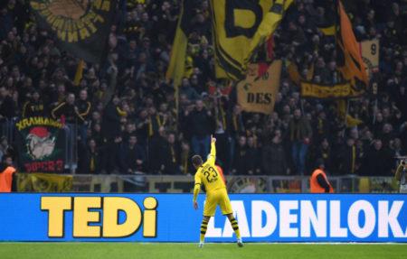 BVB Hertha Hazard