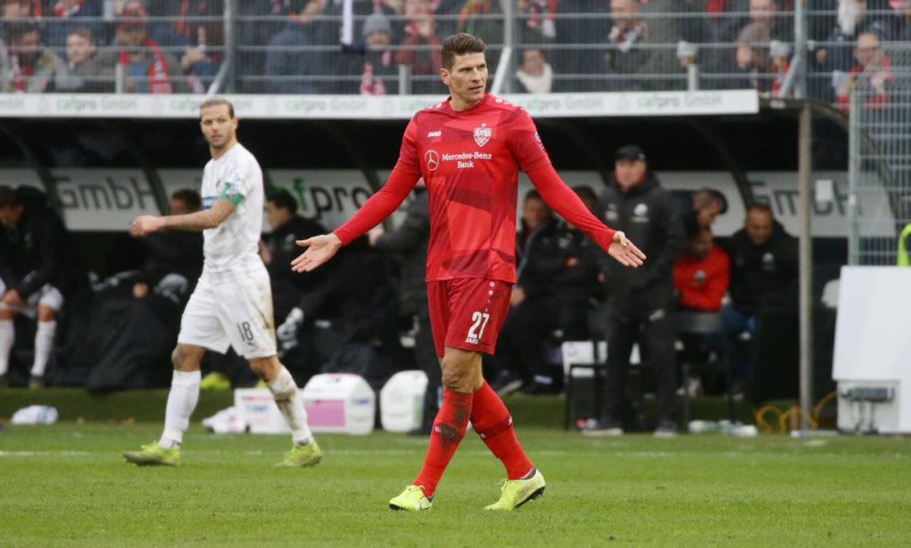 Mario Gomez Fußballstar