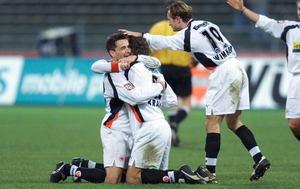 Eintracht Frankfurt FC Bayern 2000