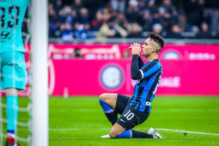 Inter Mailand Lautaro Martinez