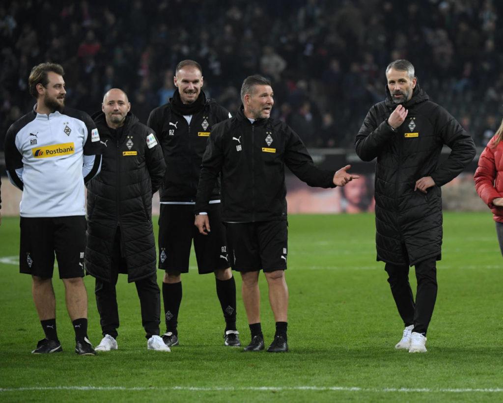 Alexander Zickler Borussia Mönchengladbach - FC Bayern München 2:1