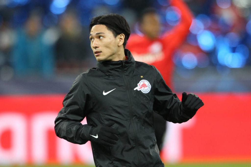 Liverpool want to sign transfer target Takumi Minamino in January
