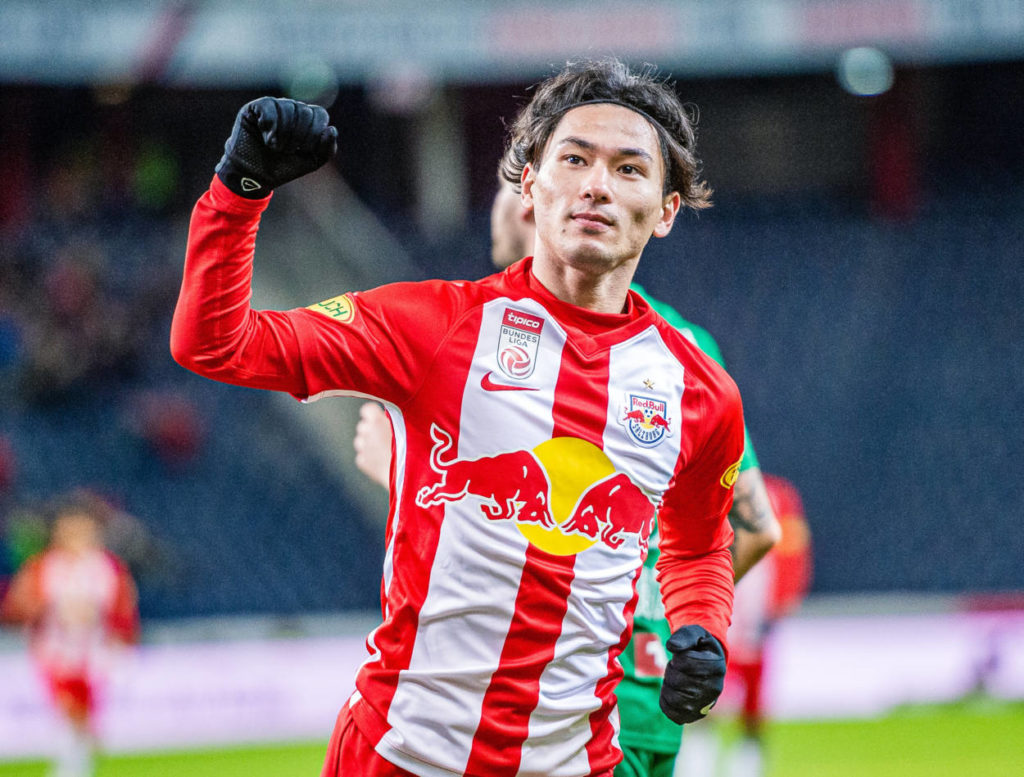 Everything Liverpool fans need to know about exciting transfer target Takumi Minamino