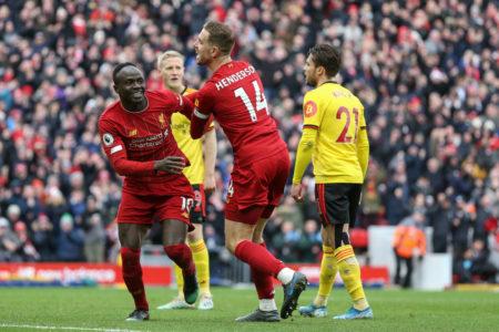 FC Liverpool - FC Watford 2:0