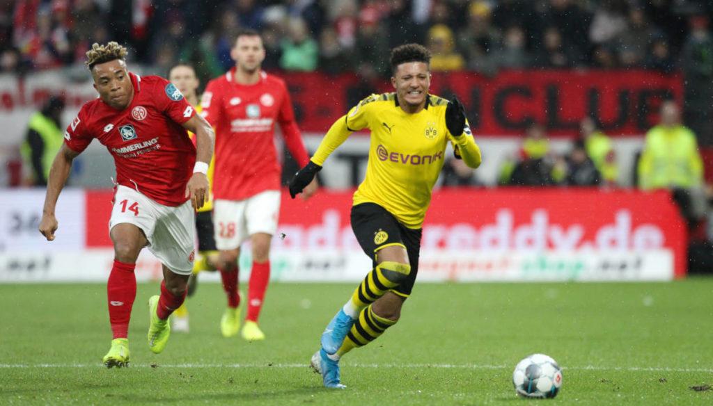Mainz 05 gegen Borussia Dortmund 0:4