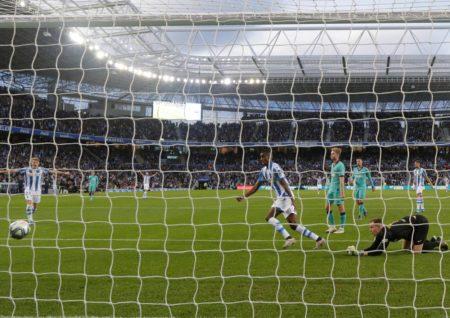Alexander Isak Real Sociedad San Sebastian FC Barcelona 2:2