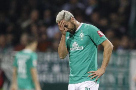 Claudio Pizarro Werder Bremen Mainz 05