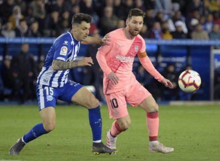 Lionel Messi Vs Alaves