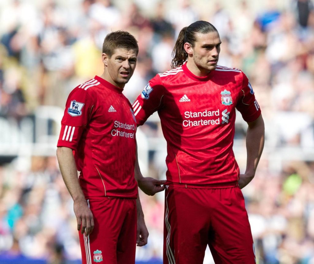 Andy Carroll FC Liverpool