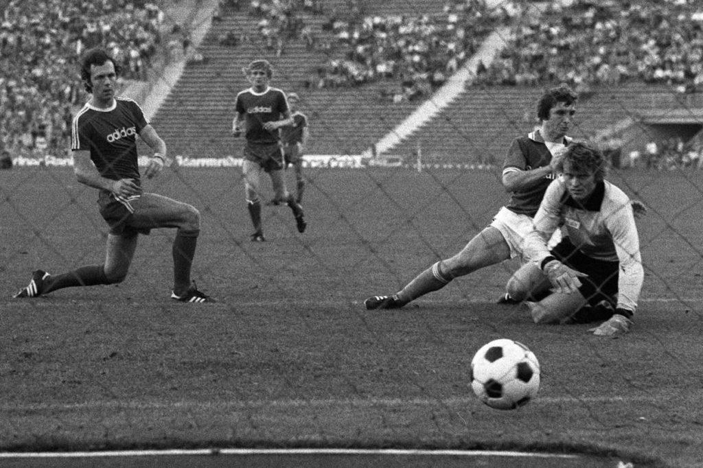 Klaus Fischer FC Schalke 04