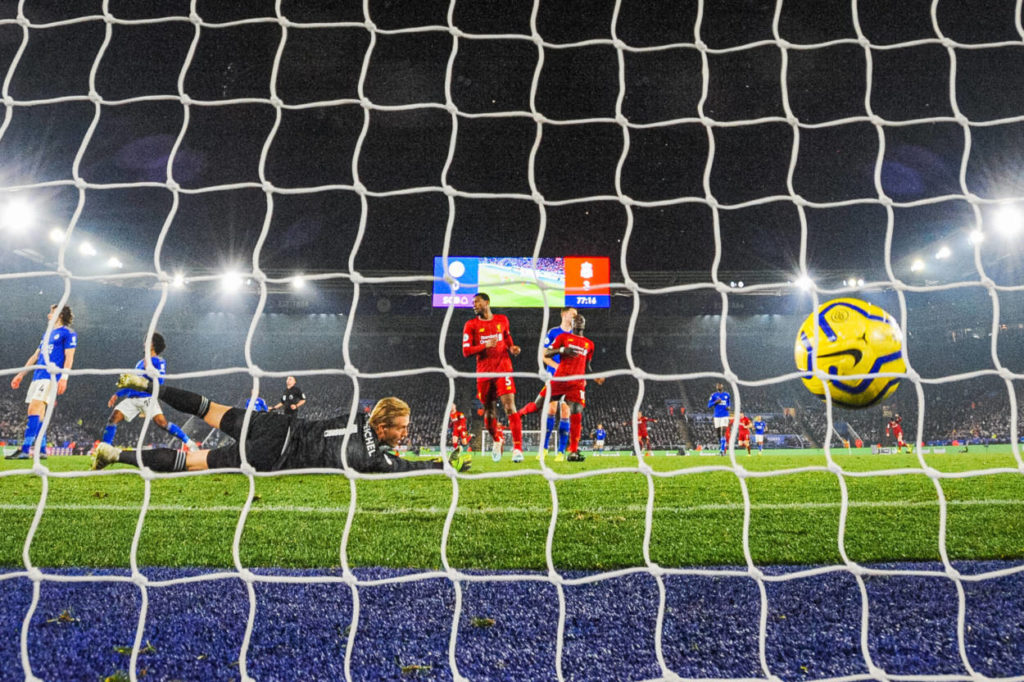 Leicester City - FC Liverpool 0:4