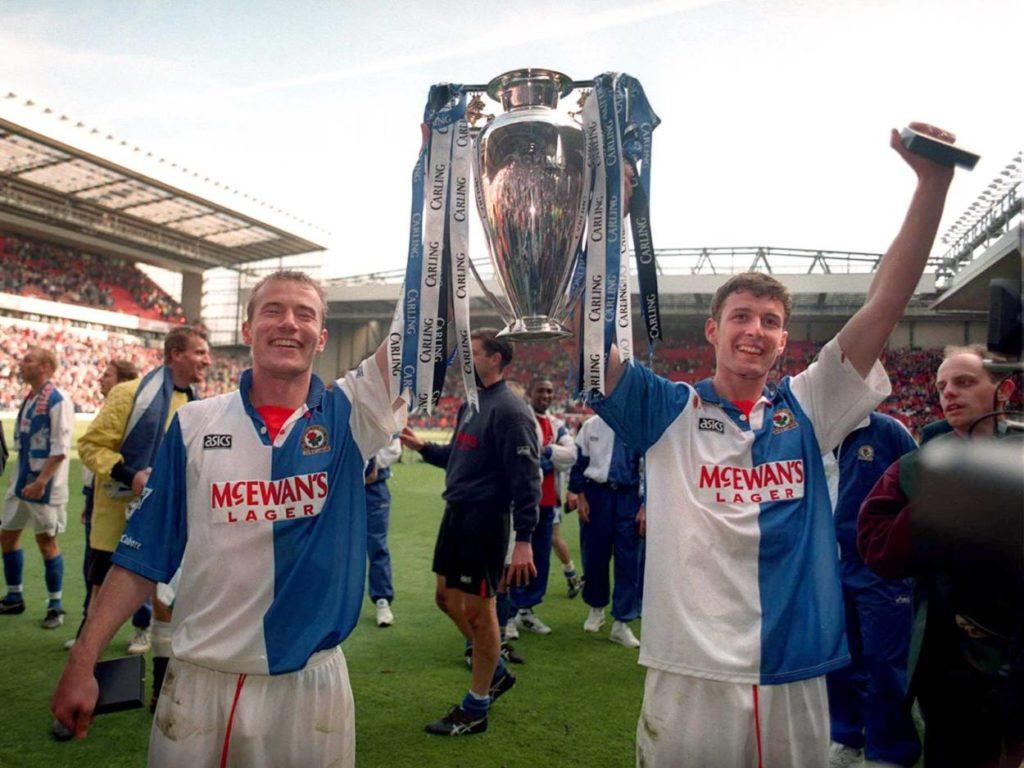 Premier League Blackburn Rovers