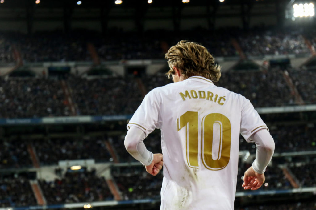 Modric could agree a pre-contract deal with other club in January transfer window