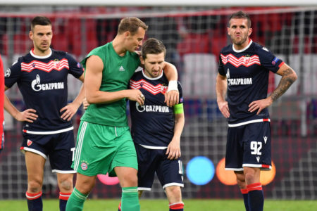 Marko Marin Roter Stern Belgrad FC Bayern München