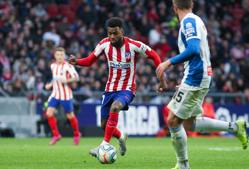 Manchester United make contact with Atletico Madrid star over summer move