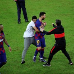 Supercup FC Barcelona - Atlético Madrid 2:3