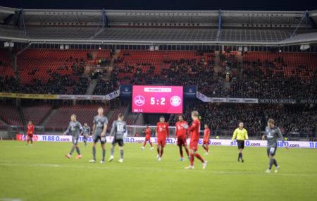1. FC Nürnberg - FC Bayern München 5:2