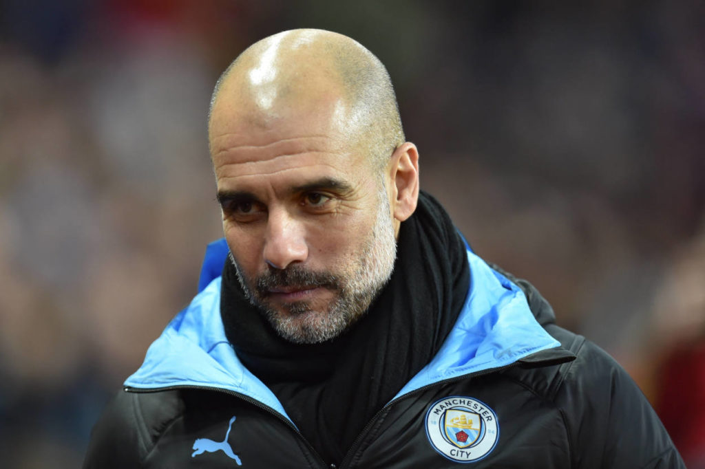 Pep Guadriola responds to rumors about him taking retirement