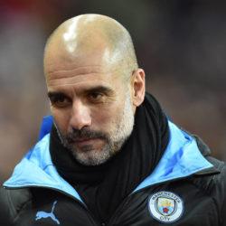 Pep Guardiola Aston Villa Manchester City