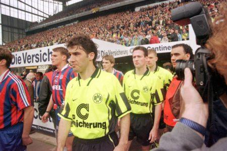 Paul Lambert Borussia Dortmund