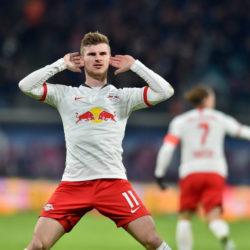 Timo Werner RB Leipzig - 1. FC Union Berlin 3:1