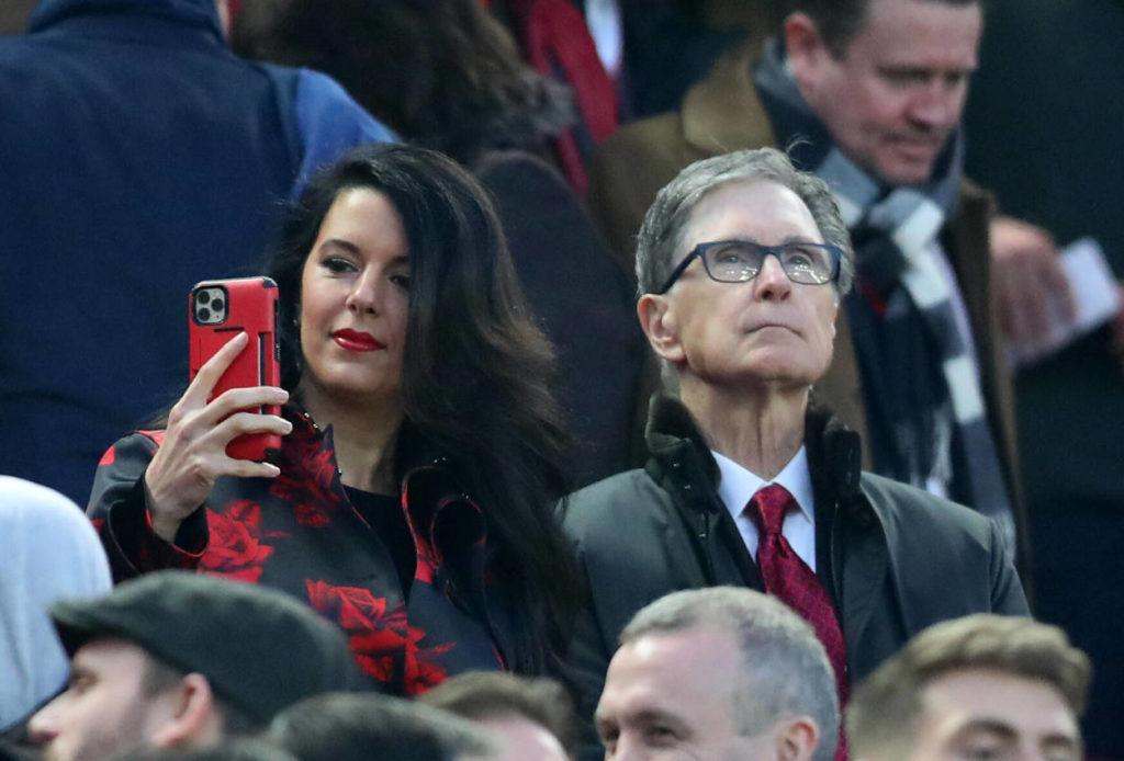 John W. Henry Linda Pizzuto FC Liverpool